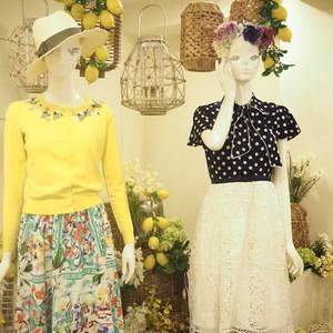 【展示会レポート】Chestyで女性らしさと遊び心のある夏ファッションを♡