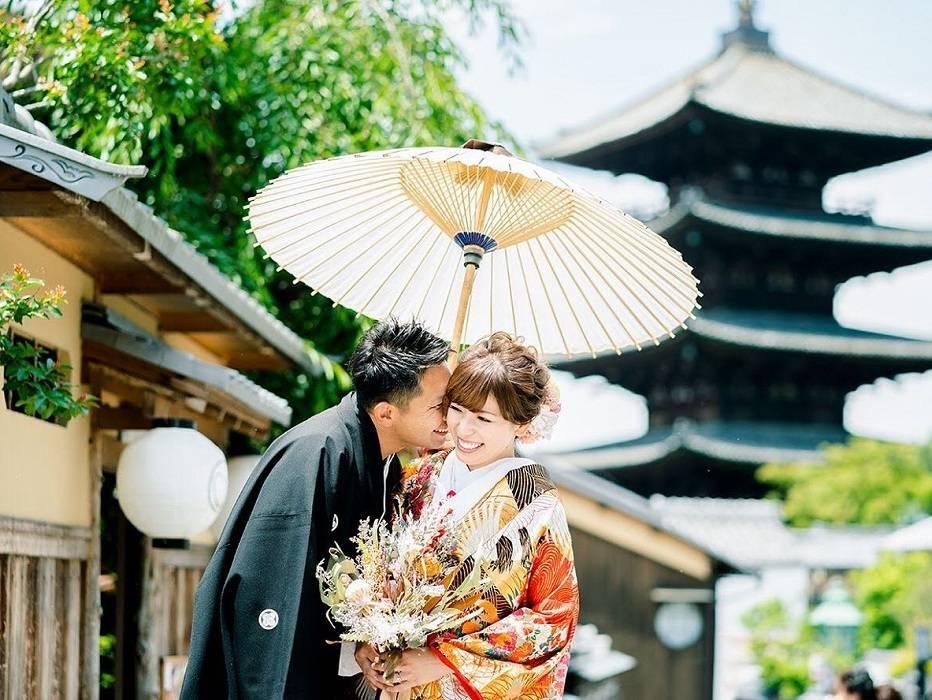 京都で人気の前撮りスポット