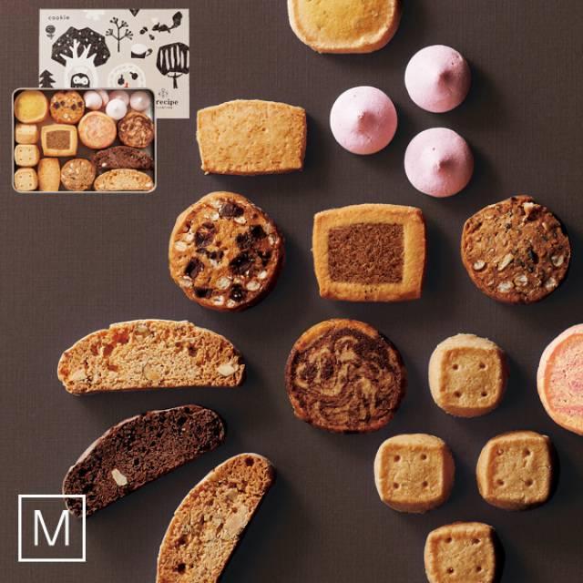 わが街とくさん店  Forecipe ちいさな森のクッキー M